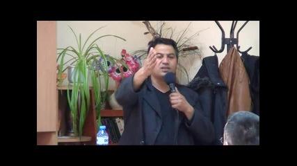 Защото Божието Царство не се състои в думи , а в сила - 31.03.2013 г - Пастор Димитър Банев