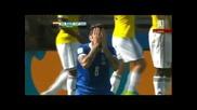 Мондиал 2014 - Колумбия 3:0 Гърция - Колумбия подлуди феновете си след класика над Гърция!