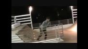 Фред Дърст и Уес Борланд (от Limp Bizkit) Карат скейтборд в къщата на Лил Уейн