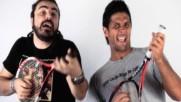 Huecco - Dame vida by Fernando Verdasco & Huecco (Official pill) (Оfficial video)