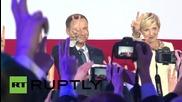 Анджей Дуда победи Коморовски на президентските избори в Полша