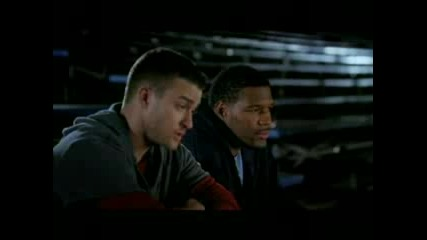 Justin Timberlake - Espy Commercial 3 - June