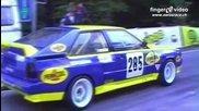 Audi Quattro Turbo A2 - Hillclimb Gurnigel and Oberhallau 1996