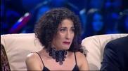 Искра, Преслава, Пламен и Ясен - X Factor Live (24.12.2014)