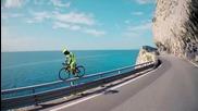 Страхотно! Фрийстайл с колело!