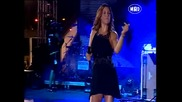 Helena Paparizou - Panta Se Perimena ( Mad North Stage Festival by Tif Helexpo)