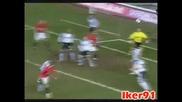 15.02 Дарби Каунти - Манчестър Юнайтед 1:4 Кристиано Роналдо Гол ! Фа Къп