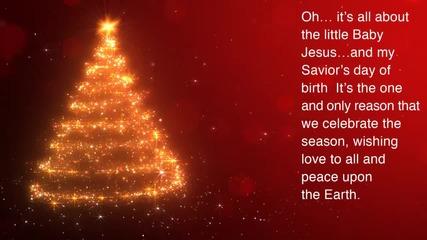 Кажи Весела Коледа - American Christian life united (aclu) choir - Vocal by Carrie Rinderer (hd)