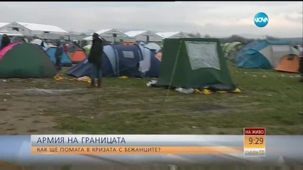 Ненчев: Трябва сериозна дискусия за връщането на задължителната казарма