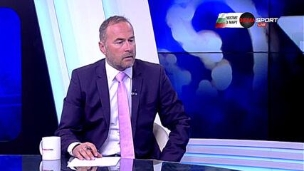 Бойко Величков остана недоволен от изказа на Валентич