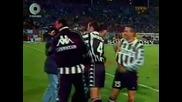 Левски - Ювентус 1:3 (0:1) Uefa Cup 1999