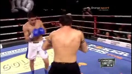 Mohamed Medhar vs Gago Drago