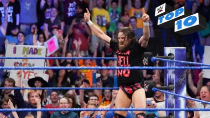 Топ 10 момента от Разбиване: WWE 17.07.2018