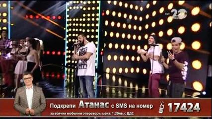 Обща песен - X Factor Live (20.11.2014)