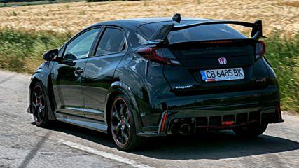 Тест драйв: Honda Type R - бърз, мощен, вълнуващ!