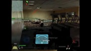Modern Warfare 2 Multiplayer - Crouch Kill