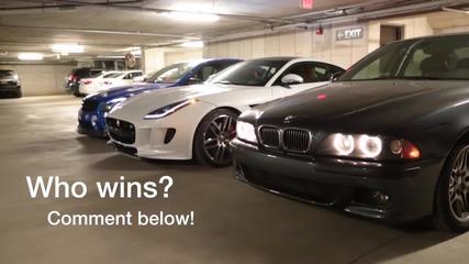 Кой звучи най-добре от V8- те ?