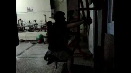 Лъва Тренира Рамо
