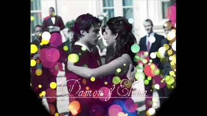 ''the Vampire Diaries''- elena,damon and stefan