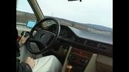 Flogger on the autobahn - cruising 2