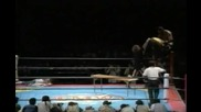 Отбор Онита Срещу Отбор Фънк В Хардкор Мач: Frontier Martial - Arts Wrestling (1997)