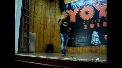 Byyc 2010 - 3 min. freestyle - Святослав Рягузов
