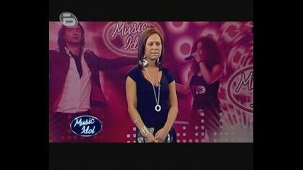 Music Idol 3 - Кастинг В София 09.03.2009 Големият Репертоар На Райчо