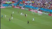 26.06.14 Сащ - Германия 0:1 *световно първенство Бразилия 2014 *