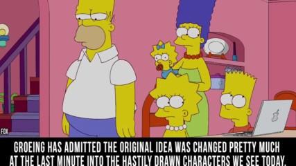 10 тайни, които не знаехте за Симпсън