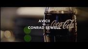 •2016• Avicii feat. Conrad Sewell - Taste the feeling ( Official Music Video ) H D