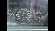 W124 Ce 320 - ускорение
