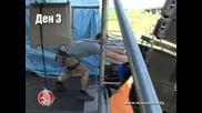 Как бе построена сцената на Loud Festival 2012