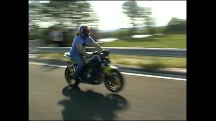 Гонки с мотори край град Сливен...