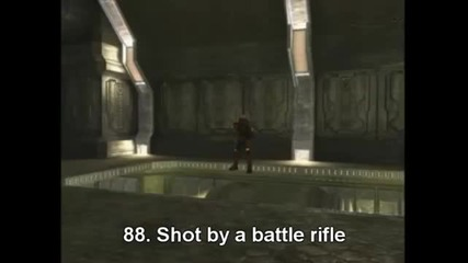 100 ways to die in Halo ... funny