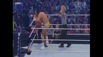 Edge vs. Alberto Del Rio
