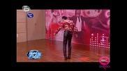 Music Idol 3: Мартин Добрев - Холивудската Усмивка
