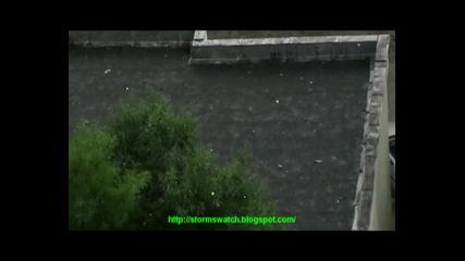 28.05.10 - Градушката във Варна