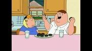 Как се яде бисквитка Орео !