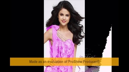 Selena Gomez - Purple