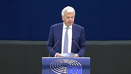 Belgium: EU commissioner stresses need for European cyber defence policy in light of Pegasus spyware scandal