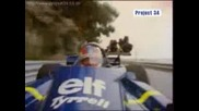 Formula 1 - 1976 - Tyrrell P34 Lap Onboard