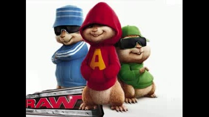 Alvin And The Chipmunks - Old Theme Raw