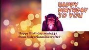 Happy Birthday renis542
