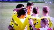 12.01.13 Изумителен гол на Carlos Bacca срещу Фейенорд