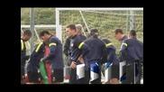 Преди срещите от група В на Шампионската лига