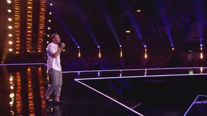Jay James sings Leona Lewis' Run - Boot Camp - The X Factor Uk 2014