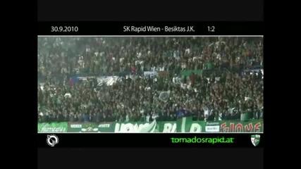 Ultras Rapid wien - Best Of 2010