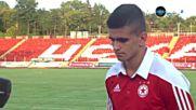Стойчо Атанасов: За мен ЦСКА е най-високото стъпало
