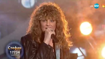 "Стефан Илчев като Bon Jovi - ""Livin' On A Prayer"" | Като две капки вода"