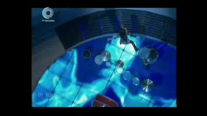 Песента Вода На Евровизия, Хелзинки 2007